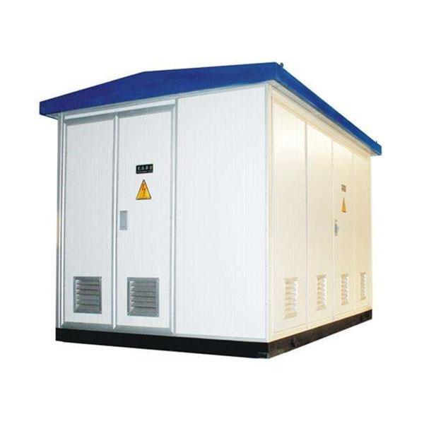 箱式变电站YB-12系列 高压/低压预装式变电站