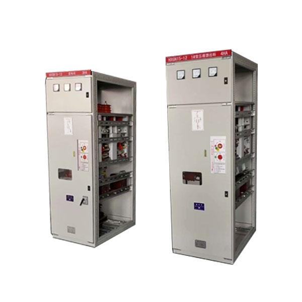 高压成套HXGN箱型固定交流金属封闭环网开关设备
